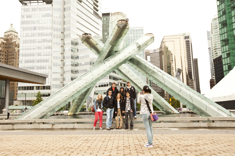 var att ansluta sig i Vancouver